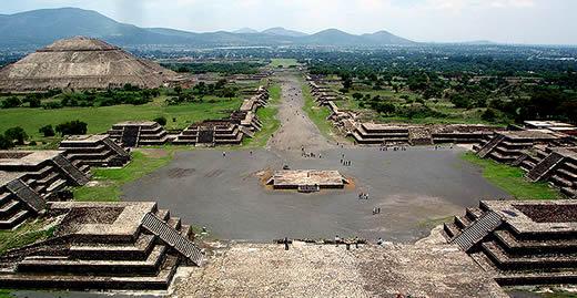 Balloon Tour Teotihuacan